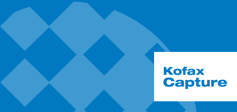 kofax capture application