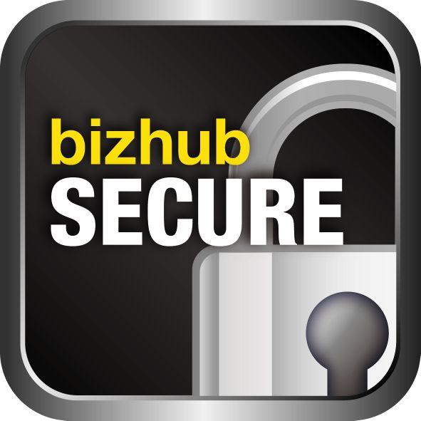 Bizhub Secure