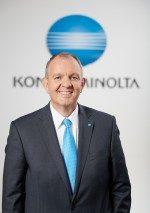 Olaf Lorenz directeur à Konica Minolta