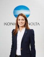 Dr. Teresa Haller-Mangold, chef d'équipe, développement durable, Konica Minolta Business Solutions Europe GmbH