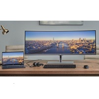 HP S430c Curved Ultrawide Monitor