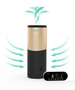Design intelligent du purificateur d'air