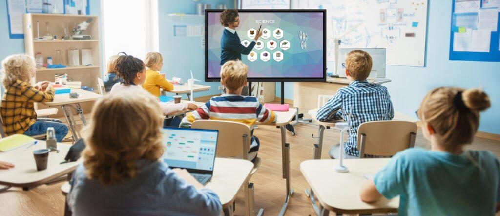 école numérique