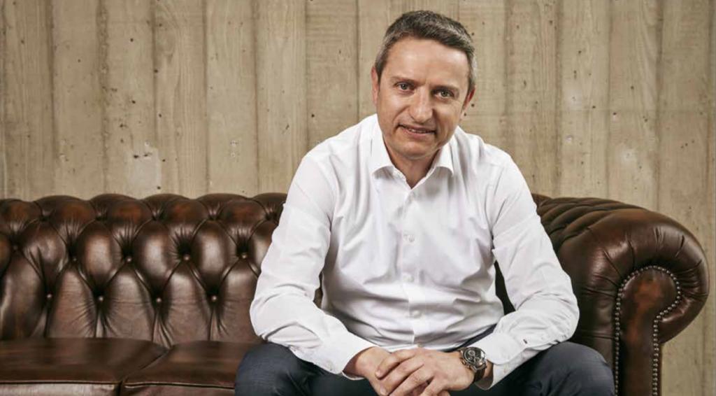 David Gray - General Manager chez CK Group